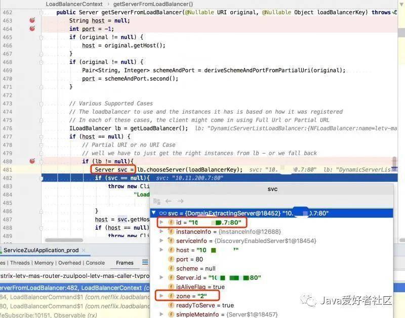 线上SpringCloud网关调用微服务跨机房了,咋整?
