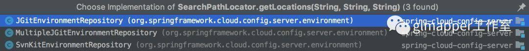 SpringCloud-Config 配置中心原理