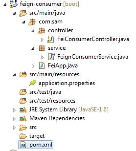 SpringCloud 入门系列【5】使用Feign 实现声明式服务调用