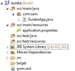 SpringCloud 入门系列【2】使用Eureka 进行服务治理