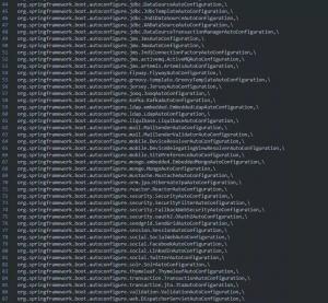 SpringBoot自动配置原理