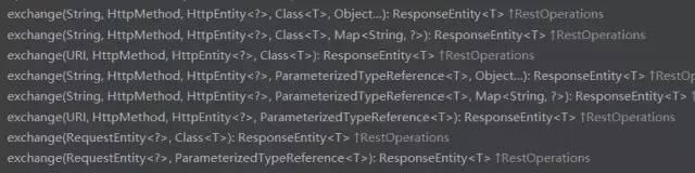 Springboot -- 用更优雅的方式发HTTP请求(RestTemplate详解)