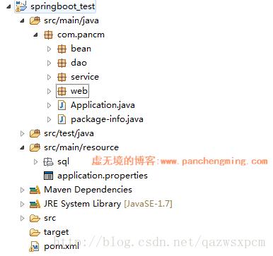 基于SpringBoot开发一个Restful服务,实现增删改查功能