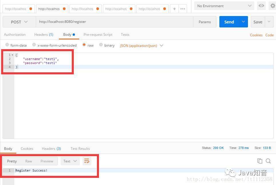 Spring Boot整合JWT实现用户认证(附源码)