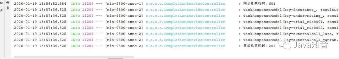 异步并发利器:实际项目中使用CompletionService提升系统性能的一次实践