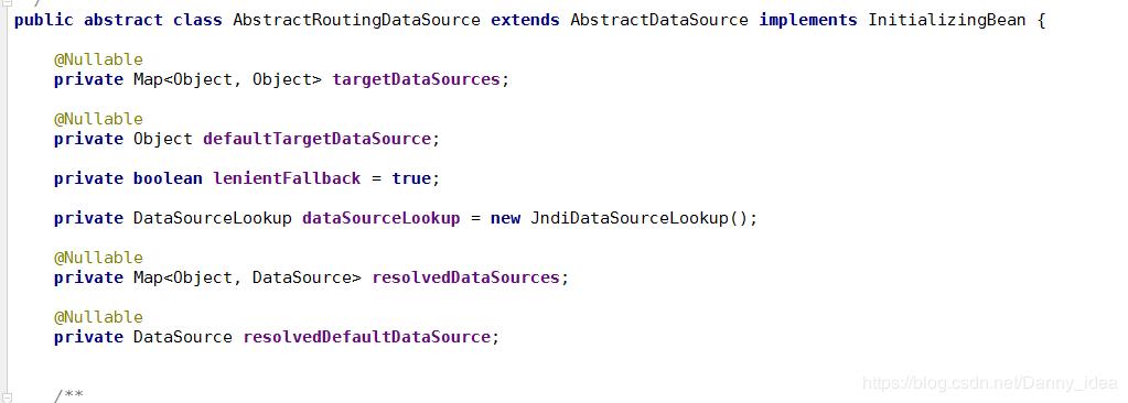 SpringBoot+AOP构建多数据源的切换实践